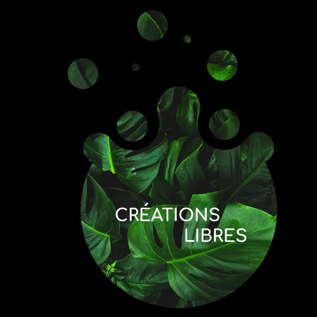 créations libres