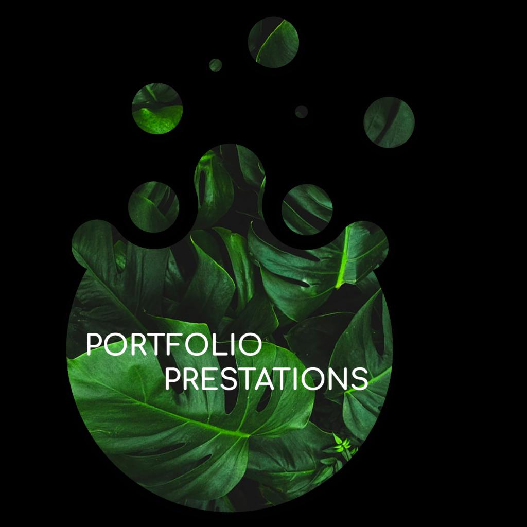 portfolio prestations
